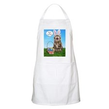 easterkitten_greet Apron
