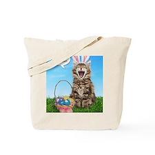 easterkitten_greet Tote Bag