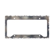 x14WC  Highflight License Plate Holder