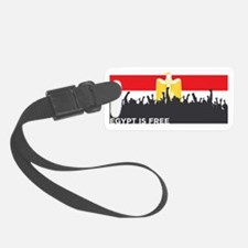 Egypt_is_FREE Luggage Tag