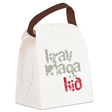 KMK copy Canvas Lunch Bag