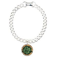 lucky-enough-CRD Charm Bracelet, One Charm