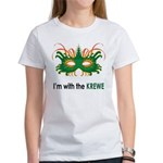 With the Krewe Women's T-Shirt