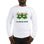 With the Krewe Long Sleeve T-Shirt