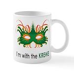 With the Krewe Mug