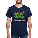 With the Krewe Dark T-Shirt