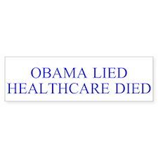 Obama Lied Single