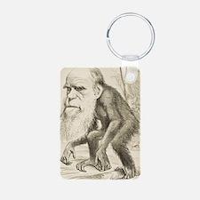 darwinmonkey2 Keychains