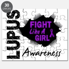 Fight Like A Girl 14.3 Lupus Puzzle
