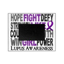 Fight Like A Girl Lupus 23.3 Picture Frame