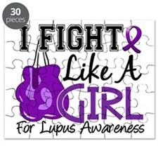 Fight Like A Girl Lupus 15.5 Puzzle