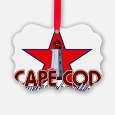 Cape Cod Lighthouse Ornament
