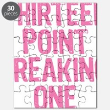 thirteen point freaking one Puzzle