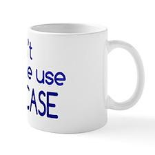 uppercase_oral1 Mug