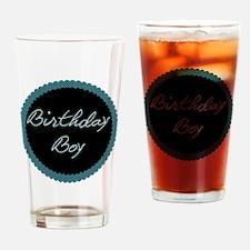 birthdayboy Drinking Glass