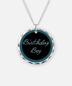 birthdayboy Necklace