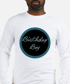 birthdayboy Long Sleeve T-Shirt