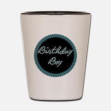 birthdayboy Shot Glass