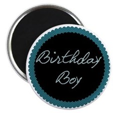 birthdayboy Magnet