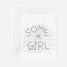 Some Girl Greeting Cards (Pk of 10)