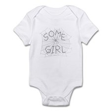 Some Girl Infant Bodysuit