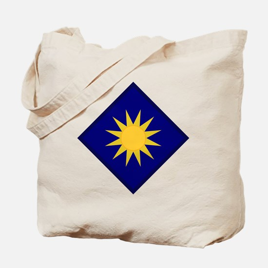 40th Infantry Division Tote Bag