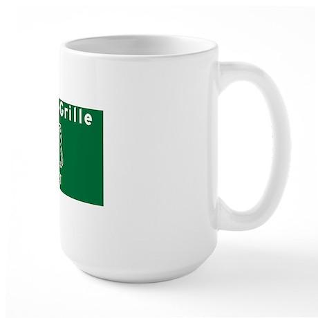 Pass A Grille Rec Mag Large Mug