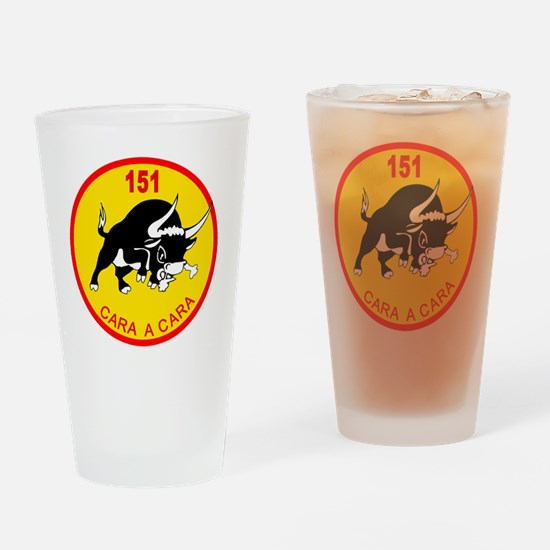 151ED Drinking Glass