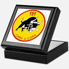151ED Keepsake Box