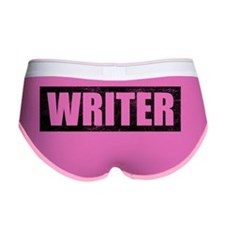 writerb Women's Boy Brief