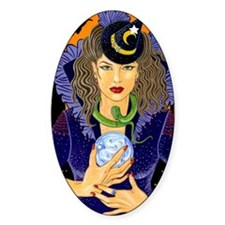 Esme the Fortune Teller Decal