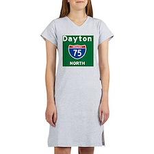 Dayton 75 Rec Mag Women's Nightshirt