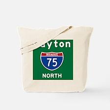 Dayton 75 Rec Mag Tote Bag