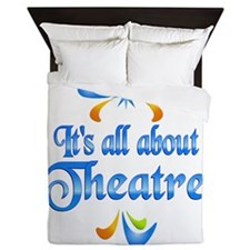About Theatre Queen Duvet
