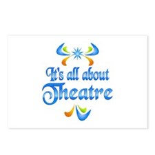 About Theatre Postcards (Package of 8)