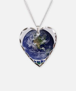 Planet B.gif Necklace