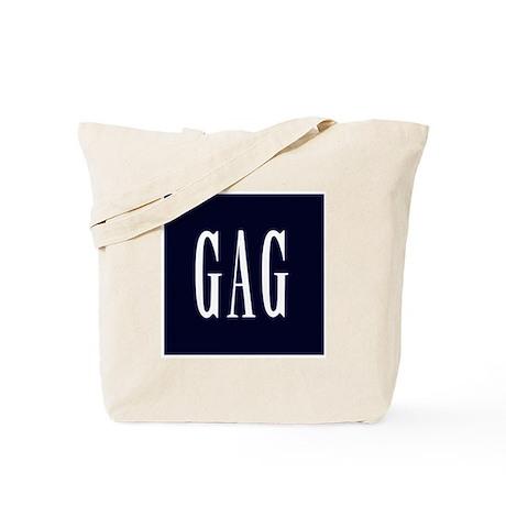 GAG (Gap Parody) Tote Bag