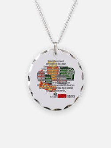 Sheldon's Gift Necklace