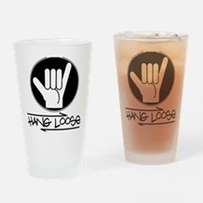 hangloose Drinking Glass