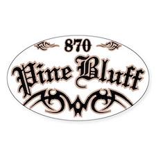 Pine Bluff 870 Decal