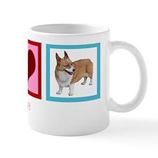 peacelovecorgiswh Mug