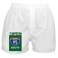 Miami 95 Rec Mag Boxer Shorts