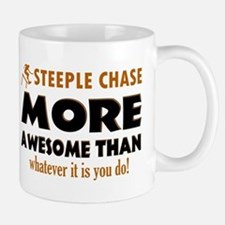 steeple chase is awesome designs Mug