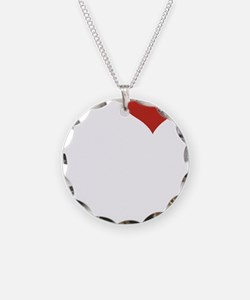i love naughty girls Necklace