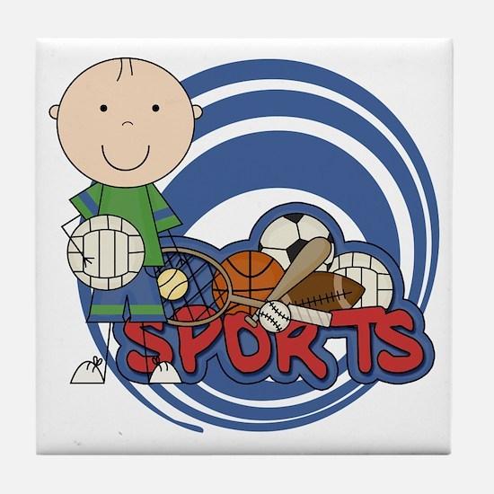 sportsstwo Tile Coaster