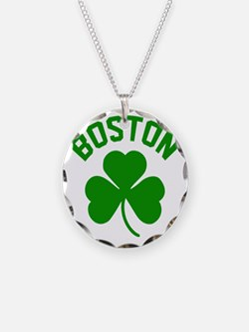 Boston Green Necklace