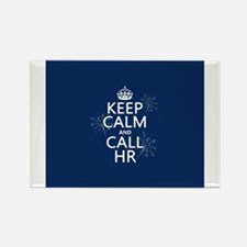 Keep Calm and Call H.R. Magnets