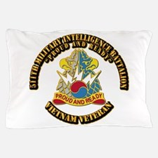 DUI - 511th Military Intelligence Battalion Pillow