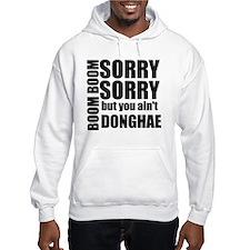 sorry sorry Hoodie