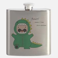 Rawr! Flask